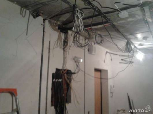 Электрик,электрoмонтажные работы