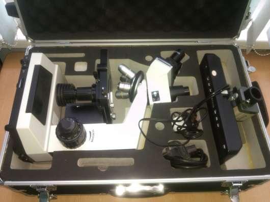 Темнопольный микроскоп в Благовещенске Фото 1