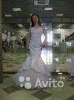 Новый свадебный костюм для невесты