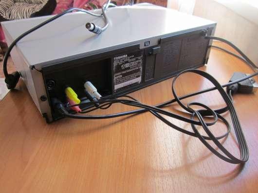 Видеоплеер Toshiba VCP-C9 в Новосибирске Фото 3