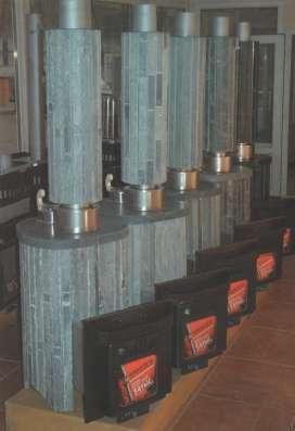 Банная мраморная печь
