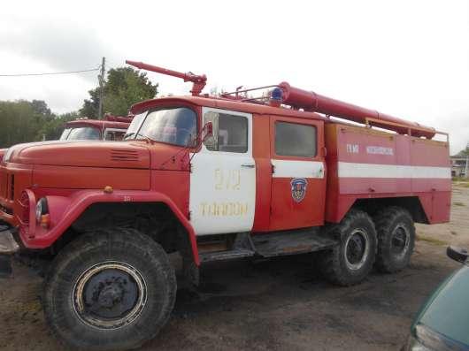 Продам пожарную автоцистерну