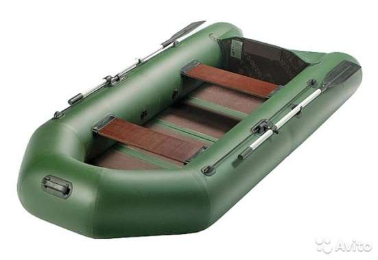 Лодка АКВА-2600 в Екатеринбурге Фото 1