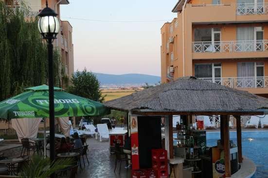 Продам студию на берегу Черного моря в Болгарии