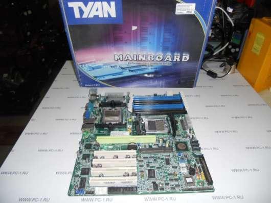 Мат. плата серверная Tyan Tiger K9HE S3970.