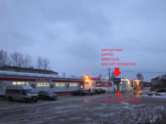 Сдается открытая площадка перед ТЦ в Владимире Фото 1