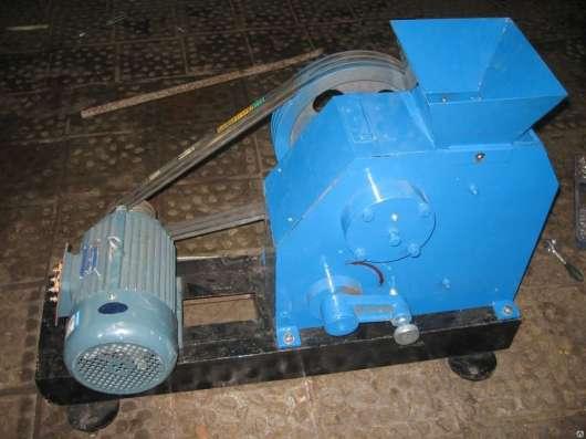 Дробилка щековая модель 150х125