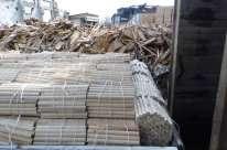 Шкант деревянный березовые L250мм, d22мм, 10шт в Новосибирске Фото 1