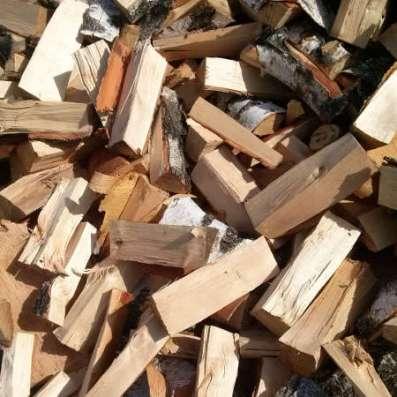 Колотые березовые дрова в Москве Фото 2