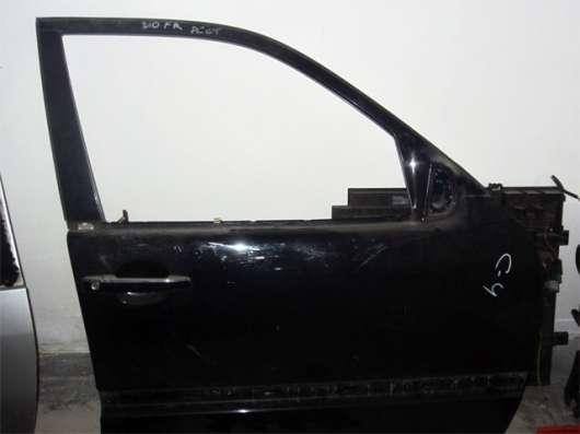 Дверь передняя правая Мерседес W 210 (E) б/у оригинал