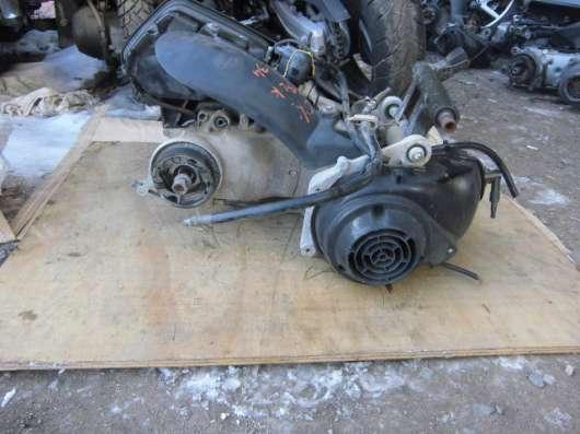 Двигатель HONDA DIO AF34/35