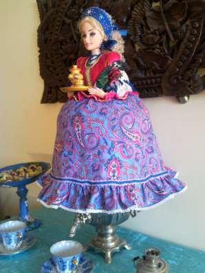 Кукла на чайник в Москве Фото 2