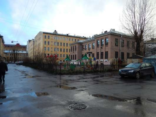 2-комн. кв-ра 78 м2, Измайловский пр-т, 18Б в Санкт-Петербурге Фото 2