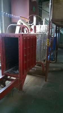 Продам оборудование для производства пенопласта б\у