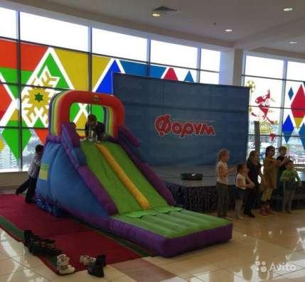Прокат батутов на детский праздник в Мурманске Фото 4
