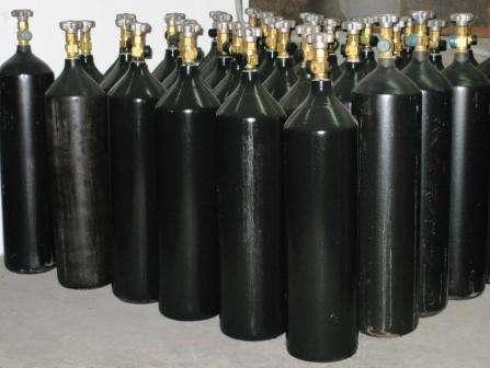 Баллон 10 литров углекислотный