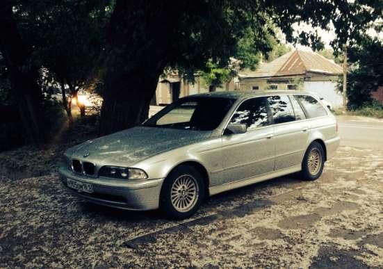 BMW e39 универсал битый