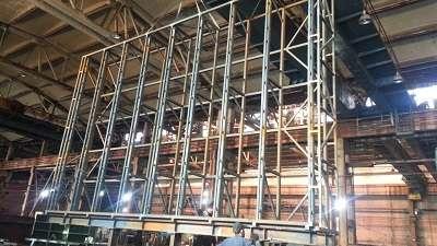 Красноярский завод металлоконструкций, производство, метал Фото 4