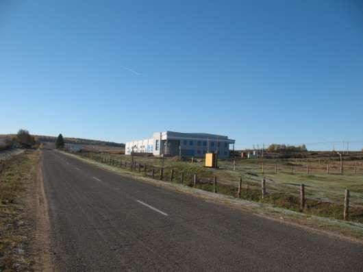 Производственно-складской корпус с административным блоком