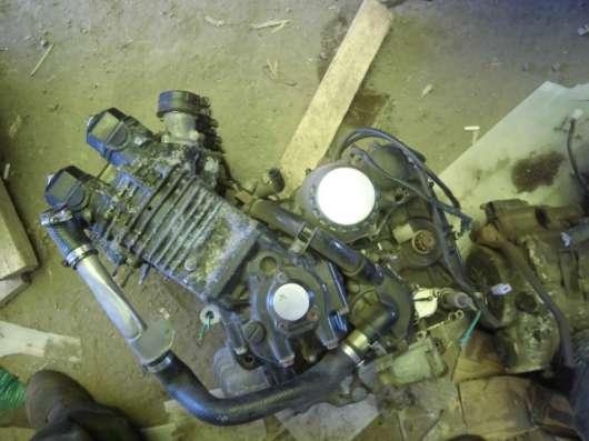 Двигатель YAMAHA FZR 1000 в Новосибирске Фото 1