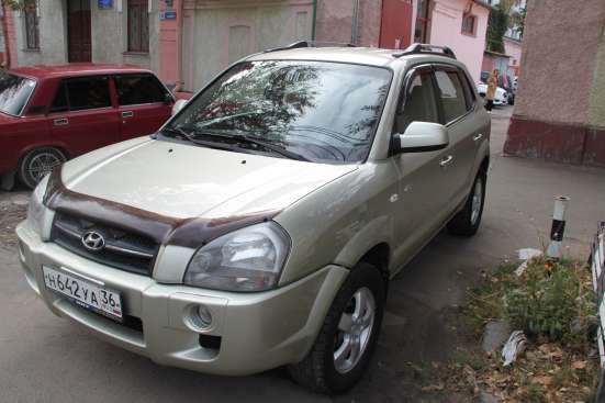 Продаю автомобиль HYUNDAI TUCSON