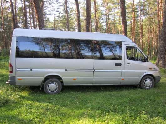 заказ микроавтобуса в Новосибирске Фото 2