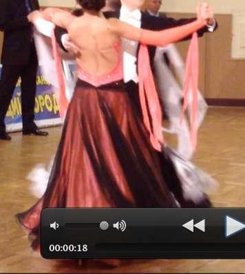 Платье стандарт для спортивно-бальных танцев в Краснодаре Фото 3
