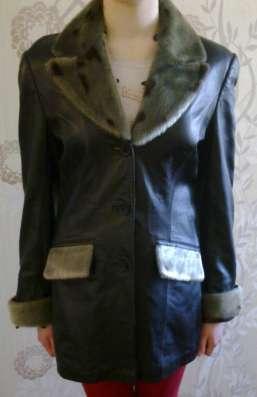 Женская кожаная куртка в Москве Фото 1