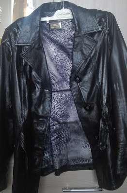 кожаная куртка с мехом ISNOVA в Перми Фото 1