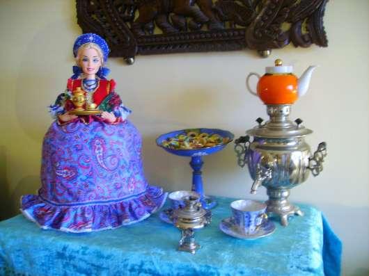 Кукла на чайник в Москве Фото 4