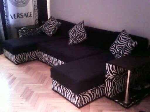 Перетяжка мягкой мебели в Москве Фото 2