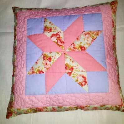 Комплект для девочки одеяло и подушка (hand made) в г. Каскелен Фото 1