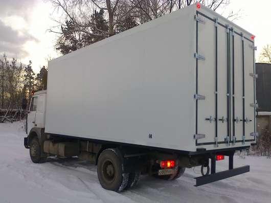 Изготовление и ремонт фургонов грузовых автомобилей
