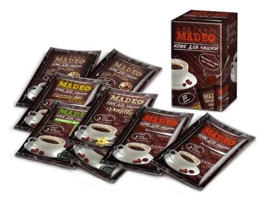 Кофе для чашки (порционный) 10+1