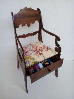 Шкатулка стул-кресло в Москве Фото 2