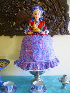 Кукла на чайник в Москве Фото 3