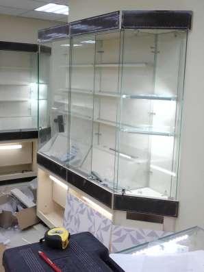 монтаж торгового оборудования в Екатеринбурге Фото 1