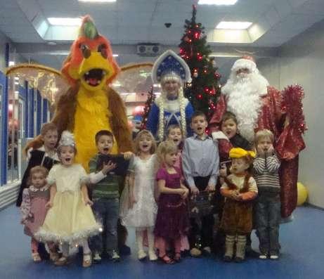 Утренник в детском саду, яслях и начальной школе-Дед Мороз