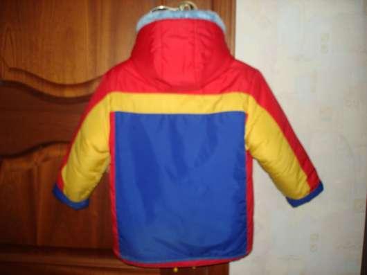 Куртка зимняя на девочку в Екатеринбурге Фото 1