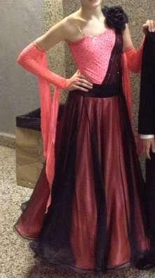 Платье стандарт для спортивно-бальных танцев в Краснодаре Фото 1