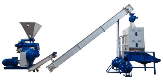 Транспортер ленточный L = 2-14 м
