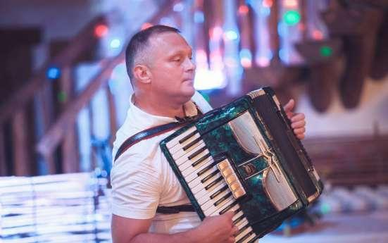 Поющий ведущий на юбилей, тамада на свадьбу, баянист. в Москве Фото 5