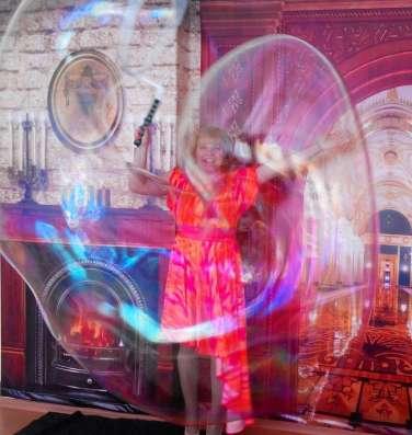 Тесла-шоу в Екатеринбурге, шоу мыльных пузырей