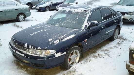 Продажа авто, Mazda, 626, Механика с пробегом 185089 км, в Сергиевом Посаде Фото 6