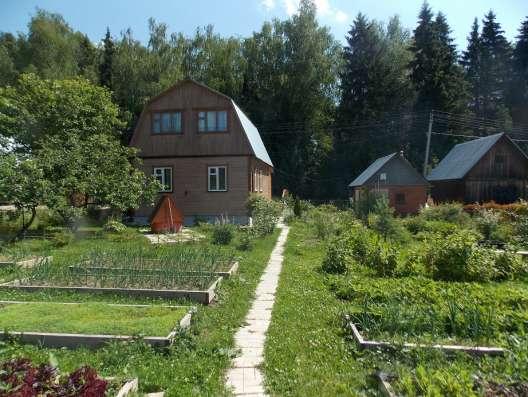 Продается дом 88 м² (бревно) , 6 сот.в Истринском р-оне,М.О в Истре Фото 1