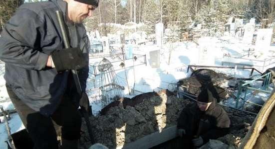 Переезды грузчики разнорабочие копка могил
