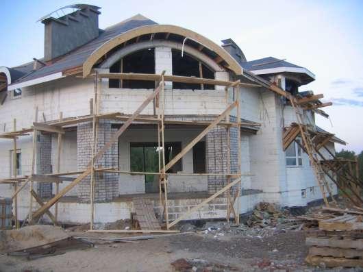 Строим домики, здания, помещения, пристройки...