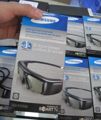 Активные 3D очки SAMSUNG SSG-3100GB