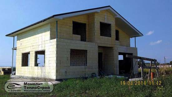 Строительство загородных домов и коттеджей