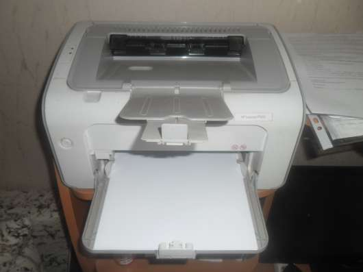 Распечатать листы на лазерном принтере А4